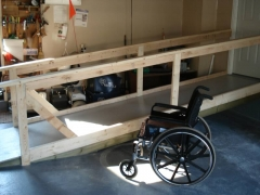Used Wheel Chair Ramps where can you buy a used wheelchair ramp? | wheelchair ramps lifts